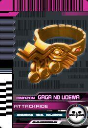Attack Ride Gaga No Udewa