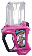 Mighty Action X Gashat MF