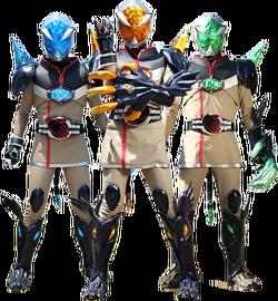 Three Mages