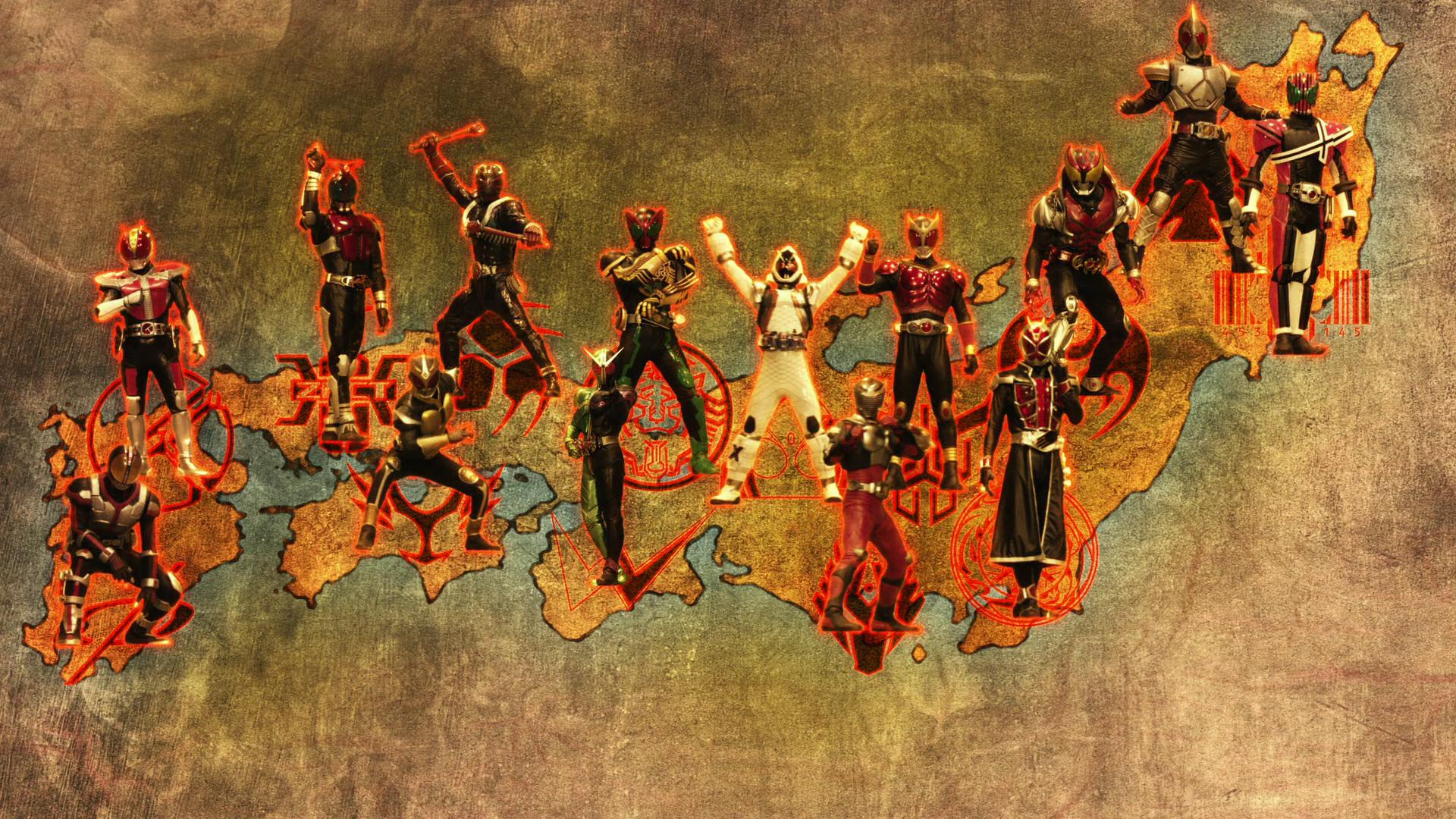 World of the Warring Period | Kamen Rider Wiki | FANDOM