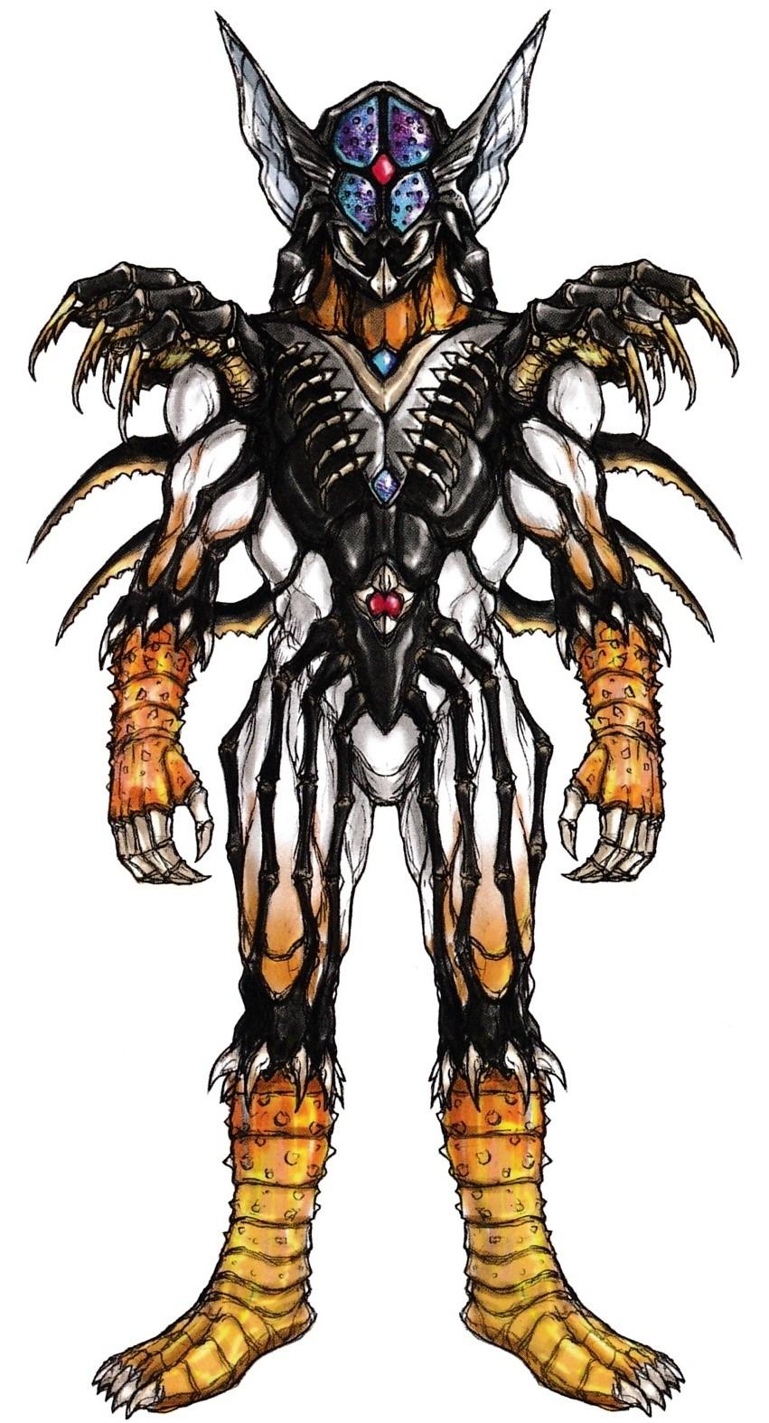 Arachne concept art