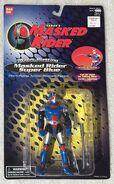 3668 Water Blasting Masked Rider Super Blue
