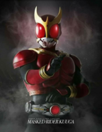 Kamen Rider Climax Fighters Kuuga Poster