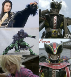 Kamen rider yuuki