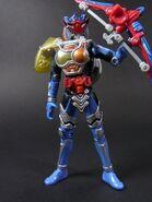 MechaDuke Peach Energy Arms