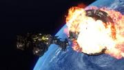 Ark Satellite's Destroyed