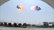 Decade Hyper Rider Kick
