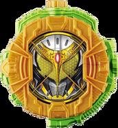KRZiO-Zangetsu Kachidoki Arms Ridewatch