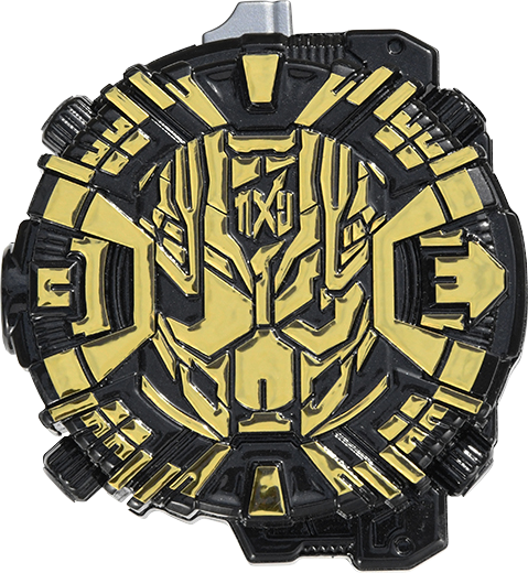 KRZiO-Zi-O Ridewatch II D'9 side