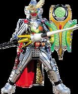 Kiwami Arms Banaspear and Melon Defender