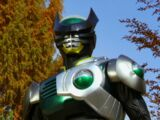 An End, the Greeed, and a New Rider