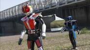 Summoned Den-O EP18