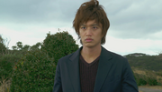 Tsukasa in Kamen Rider Taisen