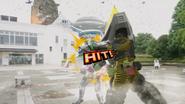 Ex-Aid Maximum Gamer summoned