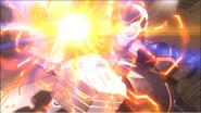 Punching Blast Step 1