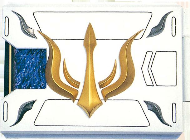 仮面ライダーファムのカードデッキ