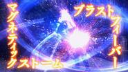 Magnetic Storm Blast Fever Step 4