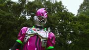 Ghost Movie Ex-Aid Sneak Peak