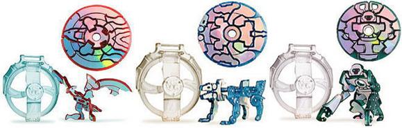 Disc animals