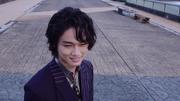 Jin In Suit