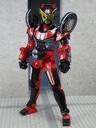 SODO Red Geiz Drive Armor