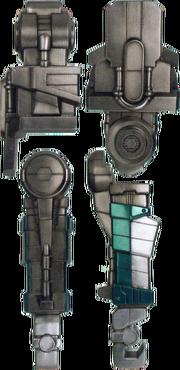 CLAWS-Crane Arm