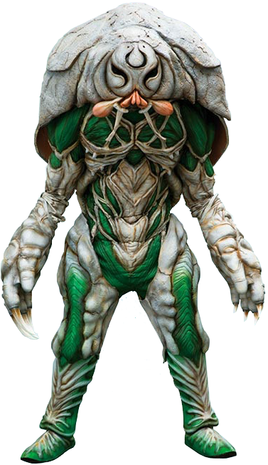 初級インベス(緑)