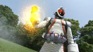 KR Fourze Introduction