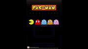 Pac-Man Game Screen