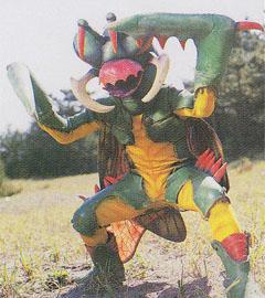 Mantis Beastman