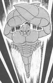 Shodai Kurabu Man