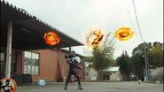 Bakusou Critical Strike (Combi Fukkatsu, Pincer Attack)