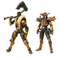 Den-O Gaoh & Kintaros SIC Vol48