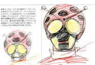 Tackle Fullmask(Ishinomori)