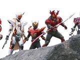 Strongest Rider Team
