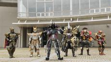 Five Last Bosses summoned