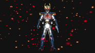 Kamen Rider IXA Rising Form in Battride War Genesis