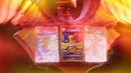Ryuki Knight Finisher Step 3