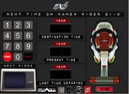 Time machine Zi-O