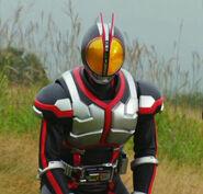 Kamen Rider Bujin Faiz