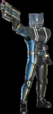 Kamen Rider Diend Battride War Genesis