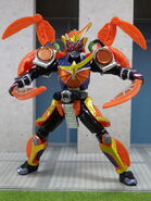 SODO Zi-O Gaim Armor