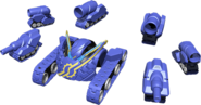 Blue Tank Units