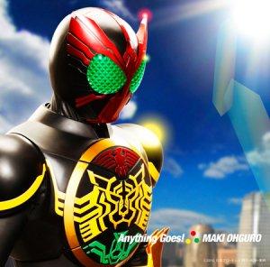 Anything Kamen Rider Goes Single Ooo