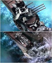 Oni Battleship