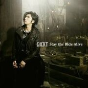 220px-Stay the Ride Alive (CD DVD)