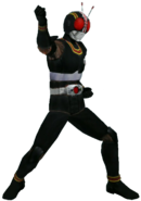Kamen Rider Black in City Wars