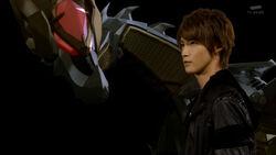 Haruto with his Phantom
