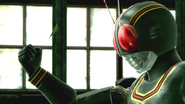 Kamen Rider Black intro in Battride War Genesis