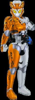Kamen Rider Valkyrie in City Wars